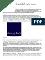 Ilustre Instituto De Abogados De la capital espanola
