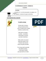 Guia de Aprendizaje Lenguaje 1Basico Semana 38 (2)