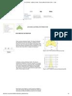 Photometric Distribution - Lighting Concepts - Design Lighting Distribution Sytem - E-light