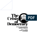 1975 TC the Crisis of Democracy