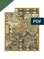 1610 Lancashire Map