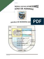 Informe Final de Mecanica de Suelos II