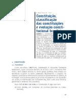 Colecao Sinopse - Direito Constitucional - Selecionadas