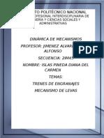 LEVAS Y TRENES DE ENGRANE