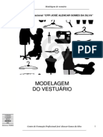 Modelagem Do Vestuário (Uba) - Senai