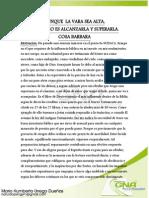 AUNQUE  LA VARA SEA ALTA, EL DESAFIO ES ALCANZARLA Y SUPERARLA. COSA BARBARA. Libro Miniaturas No. 6