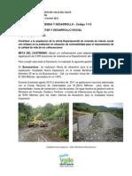 Rendición de Cuentas Vivienda Dic 15-2011