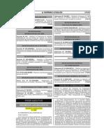 Decreto Legislativo 1023 Crea La Autoridad Nacional Del Servicio Civil Servir