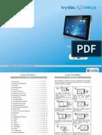 Nvsbl P4D SIRIUS - Manual de Usuario