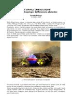 [Documenti - UFO] Malanga, Corrado - 2004-10-28 - Dei O Diavoli