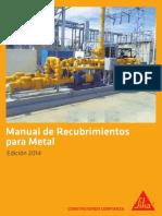 Manual Recubrimientos Sika 2014 DIGITALa