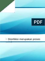 10. Unit Disinfeksi