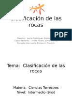 II-Clasificacion de las rocas.ppt