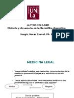 Medicina.legal,.Historia