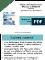 gerson8e ppt15-web sites & online help