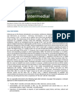 2015Conf Real Intermedial CFP