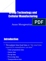 Cell Manufacturing