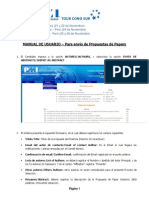 Manual Usuario Sistema Gestion Papers