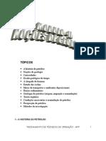 MÓDULO II- NOÇÕES DE GEOLOGIA