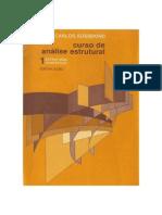 (I) Curso de Análise Estrutural - 1 Estruturas Isostática - José Carlos Süssekind