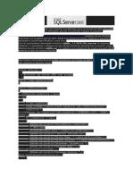 Lo Primero Que Hay Que Hacer Para Conectar Una Aplicación Java Con La Base de Datos Microsoft SQL Server 2005
