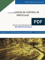 Control Particulas