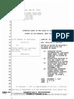 07-12-07 Samaan v Zernik (SC087400) LA Superior Court