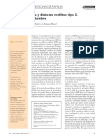 Microalbuminuria y Diabtes Mellitus Tipo 2 Areas de Incertidumbre