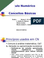 ConceitosBasicos - Sistemas de Numeração e Ponto Flutuante