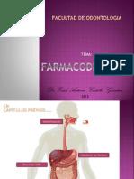 Farmacodinamia 2013