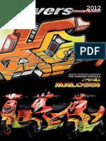 Malossi Catalog 2012 in English