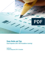 ELearning-Exam Guide and Tips
