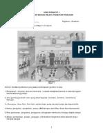 Soalan Ujian Formatif 1 ABM 2015