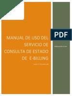 Manual de Uso Web Service Consulta de Estado v2.0