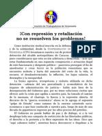 """La CTV rechaza detención """"arbitraria"""" de Antonio Ledezma"""