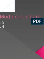 Modele nucleare
