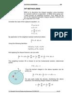 Boundary Element Method