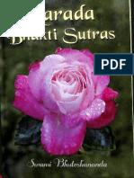 Narada Bhakti Sutras Swami Bhuteshananda