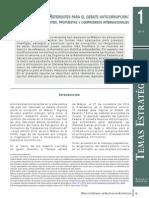 Reporte Instituto Belisario Dominguez del Senado de la República