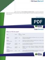 FCE Exam Ppt 2014