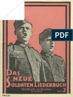 Das Neue Soldaten Liederbuch Heft 2