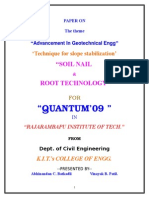 Advancement in Geotechnical Engg_KIT