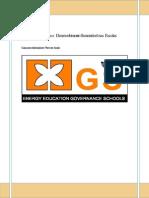 Eficiência Energética e Desenvolvimento Sustentável Nas Escolas