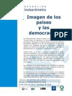 Ibarometro La Imagen de Los Paises y Sus Democracias