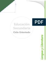 11 - DCNS Orientado - Lengua y Literatura - Copiar