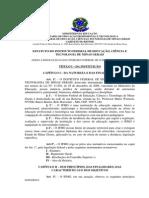 Resolução 034 2013 - anexo valido - Estatuto do IFMG__ VERSAO ATUALIZADA - setembro 2013.pdf