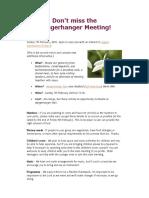 •Moggerhanger Meeting - Feb 2010, 2nd circular