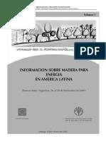 Madera America Latina