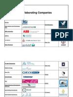 Collaborating Companies