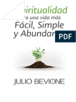 Espiritualidad para una vida más fácil, simple y abundante - Capítulo 1